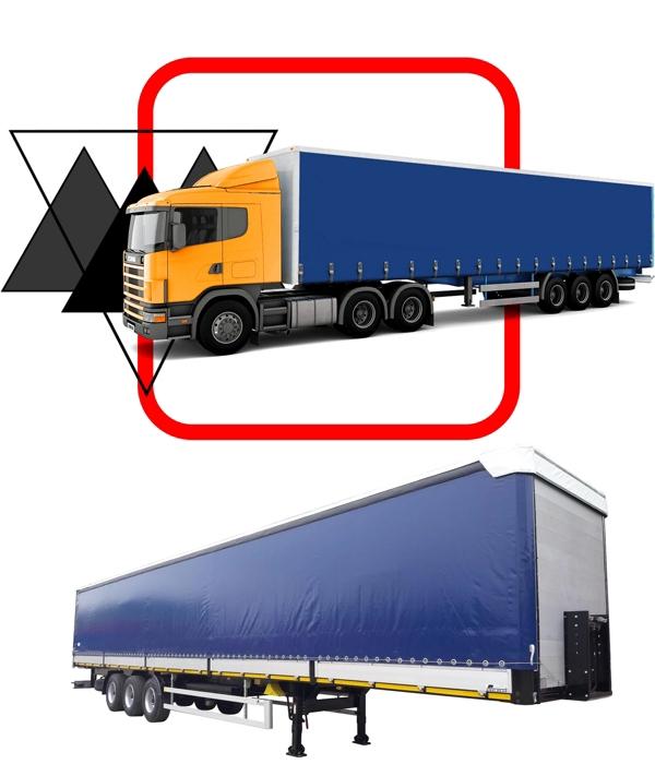 Перевозка грузов тентами